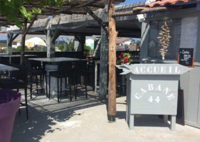 Restaurant fruit de mer à Arès